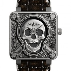 Bell & Ross BR 01-92 Burning Skull Watch Replica