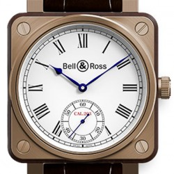 Bell & Ross Aviation BR01 Instrument De Marine Mens Watch Replica BR01-CM-203
