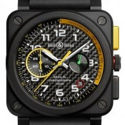 Bell & Ross Aviation Mens Watch Replica BR03-94 RS17
