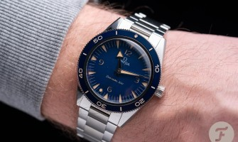 Omega Seamaster 300 Co-Axial Master Chronometer 41 mm Watch 234.30.41.21.03.001