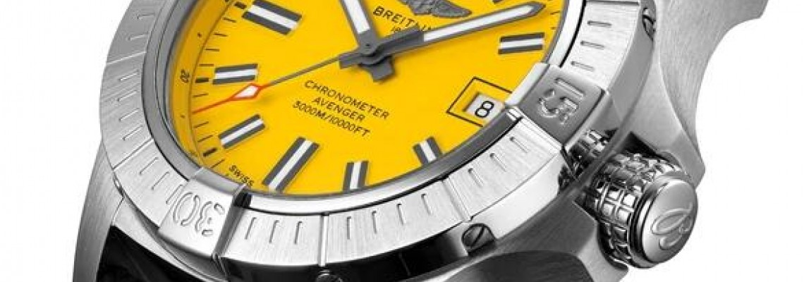 Breitling Avenger Watch Reviews A17319101I1X1