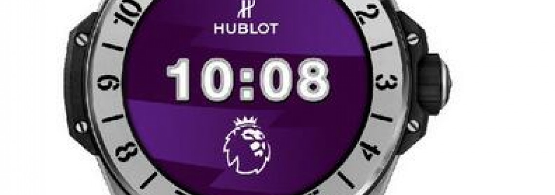 Hublot launches new Big Bang e Premier League limited edition watch