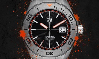TAG Heuer Aquaracer Bamford Limited Edition Watch WAY208F.BF0638 Reviews