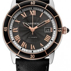 Cartier Ronde Croisiere De Cartier 42mm Mens Watch Replica W2RN0005