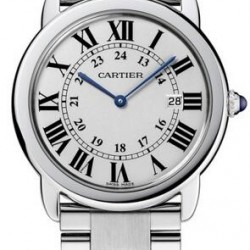 Cartier Ronde Solo Quartz 29mm Ladies Watch Replica W6701004