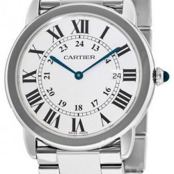 Cartier Ronde Solo Quartz 36mm Ladies Watch Replica W6701005