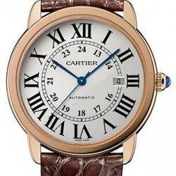 Cartier Ronde Solo 42mm Mens Watch Replica W6701009