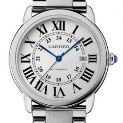 Cartier Ronde Solo De Cartier 42mm Watch Replica W6701011