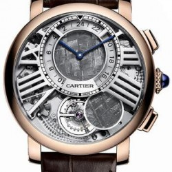 Cartier Rotonde De Cartier 47mm Watch Replica WHRO0013