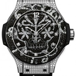 Hublot Big Bang Broderie Watch Replica 343.SX.6570.NR.0804