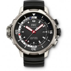 IWC Aquatimer Deep Three Titanium Watch Replica IW355701
