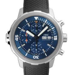 IWC Aquatimer Chronograph Expedition Jacques-Yves Cousteau Watch Replica IW376805