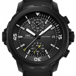 IWC Aquatimer Chronograph Galapagos Islands Mens Watch Replica IW379502