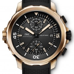 IWC Aquatimer Chronograph Expedition Charles Darwin Watch Replica IW379503