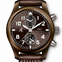 IWC Pilot's Chronograph Edition The Last Flight Watch Replica IW388004