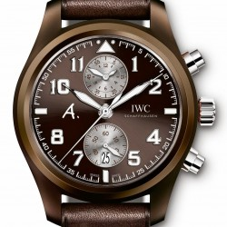 IWC Pilot's Chronograph Edition The Last Flight Watch Replica IW388005