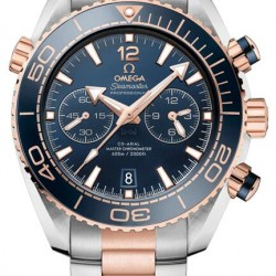 Omega Seamaster Planet Ocean 600M 45.5mm Mens Watch Replica 215.20.46.51.03.001