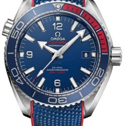 Omega Seamaster Planet Ocean 600M Pyeongchang 2018 Watch Replica 522.32.44.21.03.001