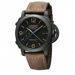 Panerai Luminor 1950 3 Days Chrono Flyback Ceramica Watch Replica PAM00580