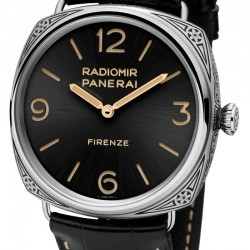 Panerai Radiomir Firenze 3 days Acciaio Watch Replica PAM00604