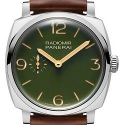 Panerai Radiomir GMT 45mm Watch Replica PAM00999