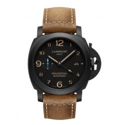 Panerai Luminor 1950 3 Days GMT Automatic Ceramica 44mm Watch Replica PAM01441