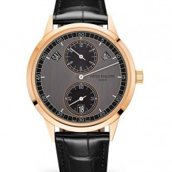 Patek Philippe Complications Annual Calendar Gold Watch Replica 5235/50R-001