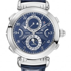 Patek Philippe Grand Complications Grandmaster Chime Watch Replica 6300G-010