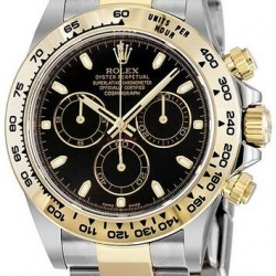 Rolex Cosmograph Daytona Watch Replica 116503BKSO