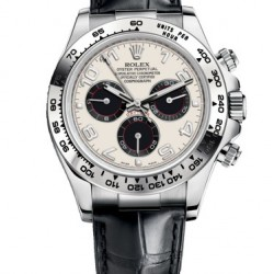 Rolex Cosmograph Daytona 40mm Watch Replica 116519