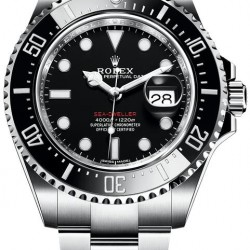 Rolex Sea-Dweller Watch Replica 126600-0001