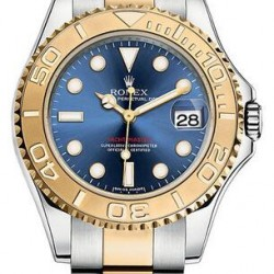 Rolex Yachtmaster 35mm Watch Replica 168623-0020