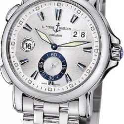 Ulysse Nardin Dual Time 42mm Mens Watch Replica 243-55-7/91
