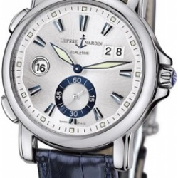 Ulysse Nardin Dual Time 42mm Mens Watch Replica 243-55/91