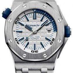 Audemars Piguet Royal Oak Offshore Diver Watch Replica 15710ST.OO.A010CA.01