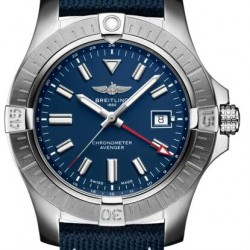 Breitling Avenger GMT 45 Watch Replica A32395101C1X1
