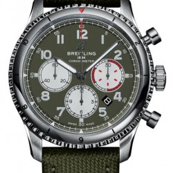 Breitling Aviator 8 Curtiss Warhawk Watch Replica AB01192A1L1X2