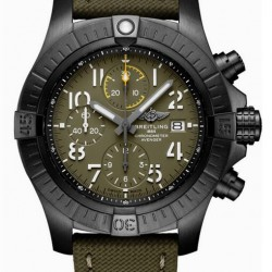 Breitling Avenger Night Mission Watch Replica V13317101L1X1