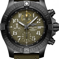 Breitling Avenger Night Mission Watch Replica V13317101L1X2