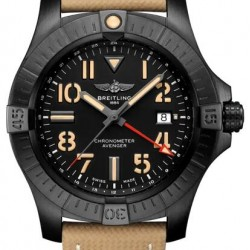 Breitling Avenger GMT 45 Night Mission Watch Replica V32395101B1X2