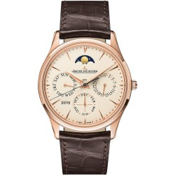 Jaeger-LeCoultre Master Ultra Thin Perpetual Watch Replica Q1302520