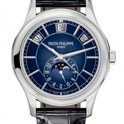Patek Philippe Complications Annual Calendar Watch Replica 5205G-013