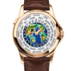 Patek Philippe Complications World Time Watch Replica 5131R-001