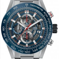 TAG Heuer Carrera 43mm Watch Replica CAR201T.BA0766