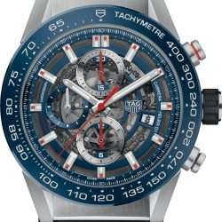 TAG Heuer Carrera 43mm Watch Replica CAR201T.FC6406