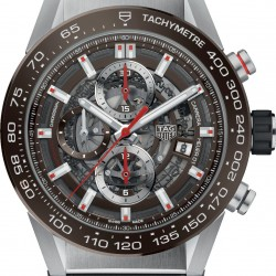 TAG Heuer Carrera 43mm Watch Replica CAR201U.FC6405