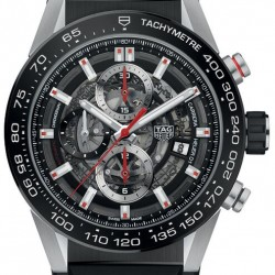 TAG Heuer Carrera 43mm Watch Replica CAR201V.FT6087