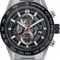 TAG Heuer Carrera 43mm Watch Replica CAR201V.BA0766