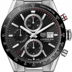 TAG Heuer Carrera Calibre 16 41mm Watch Replica CBM2110.BA0651