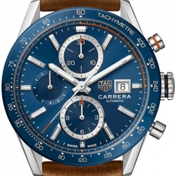 TAG Heuer Carrera Calibre 16 41mm Watch Replica CBM2112.FC6455